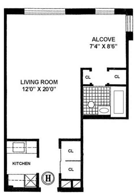 l shaped apartment l shaped studio apartment