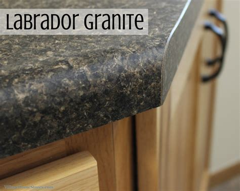 Labrador Laminate Countertop formicagroup quot labrador granite quot in the no drip edge profile see a tour of this kitchen