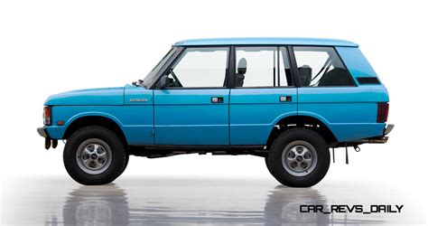 range rover coupe classic land rover heritage division launched own this 1987 rr