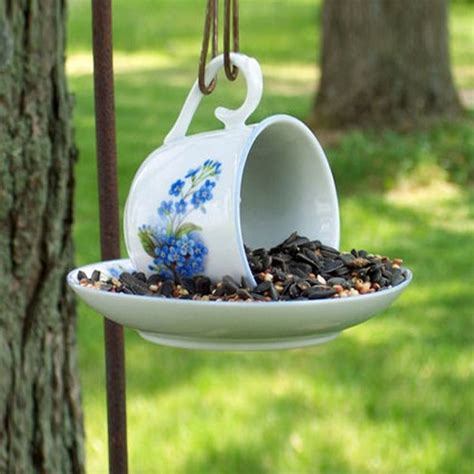 Handmade Bird Feeders - decorative feeders for winter birds 171 bombay outdoors