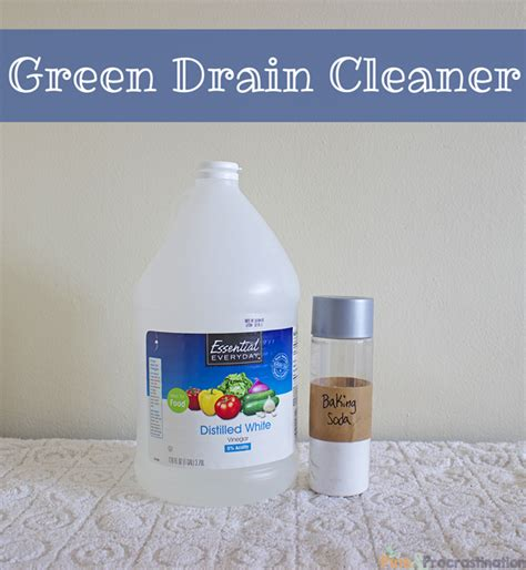 bathroom drain cleaner green bathroom cleaners part two page 2