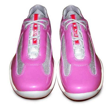 pink prada sneakers 28 images pink prada shoes prada