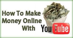 How To Make Money Through Online - how to make money online through youtube allbusinessideas com