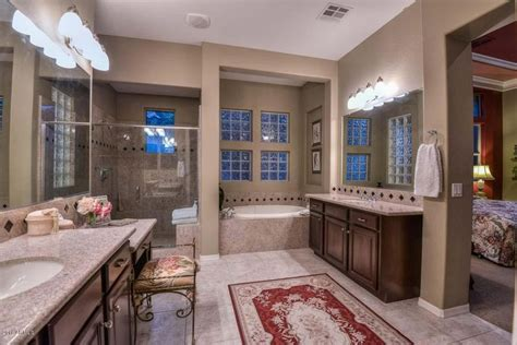 traditional master bathrooms traditional master bathroom in peoria az zillow digs