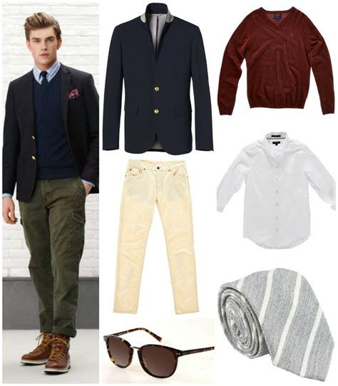 8 Pieces For A Preppy Look by Preppy For Guys Search Preppy