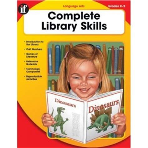 library skills books and resources elementary librarian