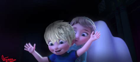 Imagenes De Jack Y Elsa | jack y elsa by rincondemisocarely on deviantart