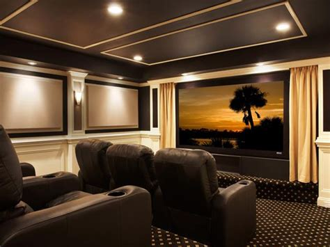 how to decorate home theater room hometheater projector home theatre surround sound