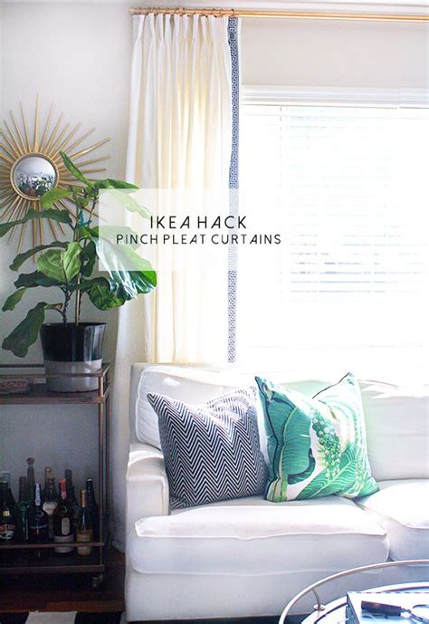 ikea curtain hacks 17 best images about living room on pinterest armchairs