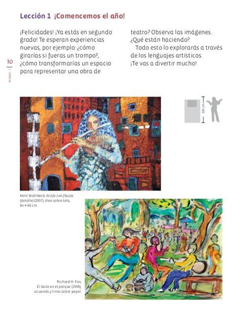 segundo grado de educacion primaria listo para imprimir material de educacion artistica segundo grado primaria