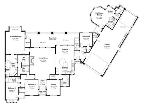 country floor plans rustic country house plans country house floor plans