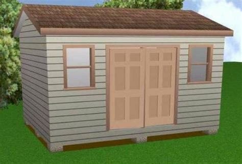 shed    material list   build diy