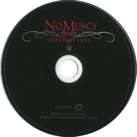 cd no mercy more by cd audio shop car 225 tula cd de no mercy greatest hits portada