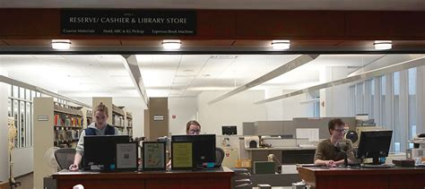 Library Reserve Desk by Alumni Marriott Library The Of Utah