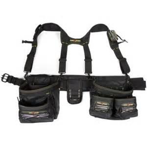 home depot tool belt klein tools tradesman pro black electrician s tool