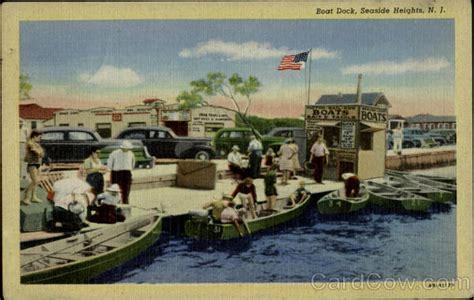 boat dock nj boat dock seaside heights nj