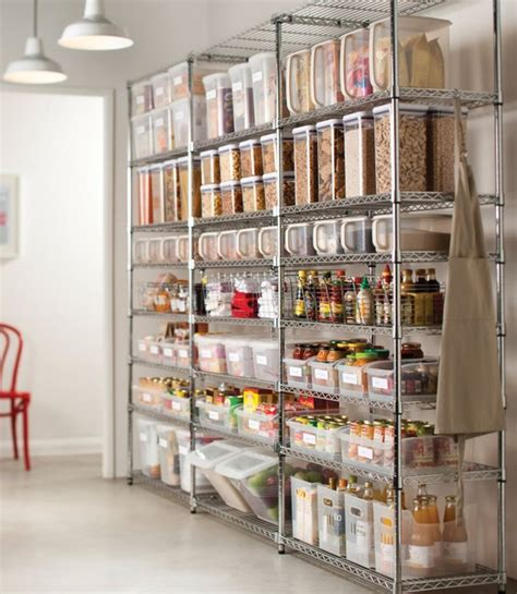 Food Pantry Organization Ideas by 25 Beautifully Organized And Inspiring Pantries