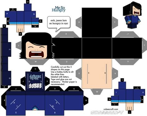 Create Your Own Papercraft - create your own papercraft 28 images cubee s