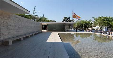 mies der rohe barcelona pavillon grundriss pavilion mies der rohe german pavillon at world