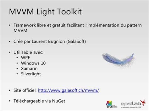 mvvm pattern là gì pattern mvvm avec mvvm light toolkit