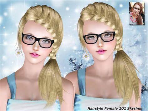 skysims hair child 204 sims 3 pinterest sims skysims hair 101 sims game related pinterest side