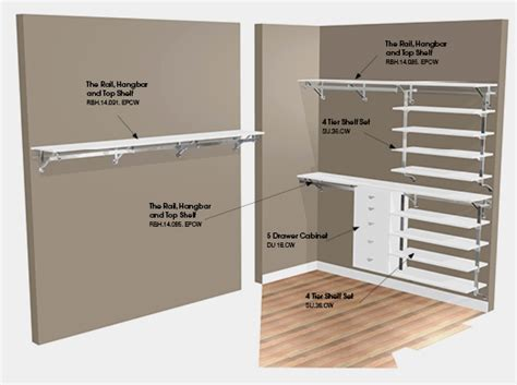 Do It Yourself Walk In Closet Systems by Interior Design Diy Walk In Closets Do It Yourself Closets