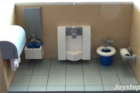 tutorial lego public restroom design your own lego 174 kit diy