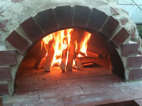 how to build a backyard brick oven how to make an outdoor brick oven from recycled materials permaculture magazine