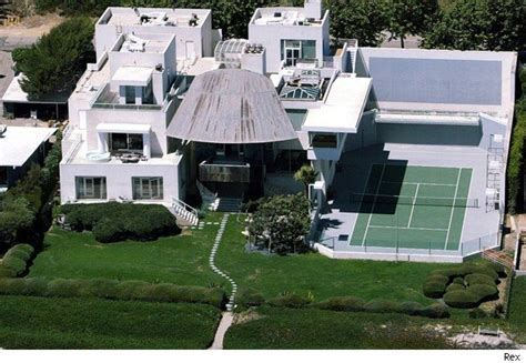 Steven Spielberg House by S New Of Luxury Beckhams Rent Spielberg