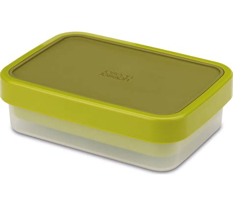 Lunch Box Yooyee 1 buy joseph joseph goeat 81031 rectangular 2 in 1 lunch box green free delivery currys