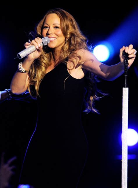 mariah carey c section mariah carey returns to stage since giving birth los