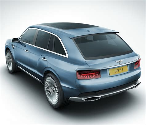 concept bentley boo it s the new bentley exp 9 f super luxurious suv concept