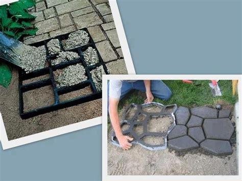moldes para cemento moldes para hacer pisos de cemento alisado s 237 mil piedra