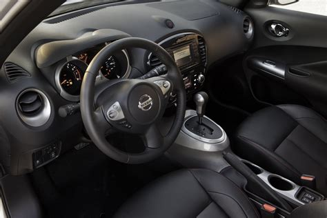 Juke Interior by Review Nissan Juke Wired