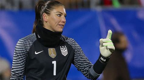 imagenes hot de hope solo hope solo takes shots at herself messi neymar in