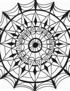 kaleidoscope coloring pages kaleidoscope coloring pages for adults coloring home