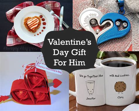 valentines day gift ideas for him for boyfriend and