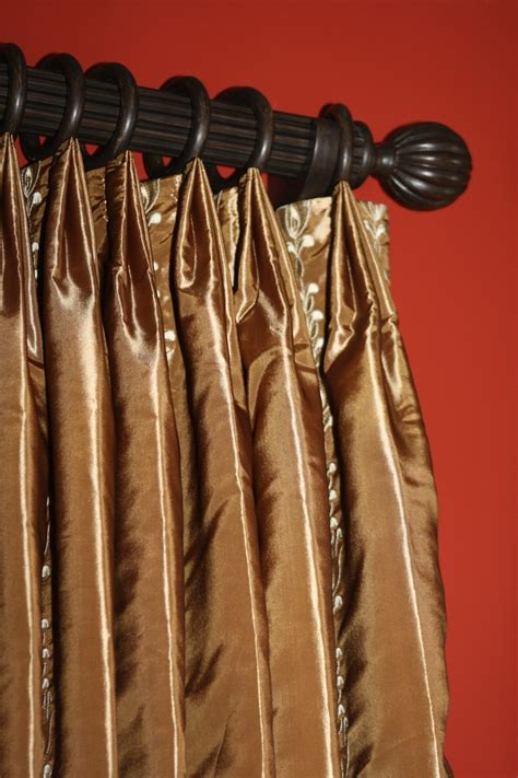 pinch pleat drapery hardware european pleat is very similar to brisby the quot pinch