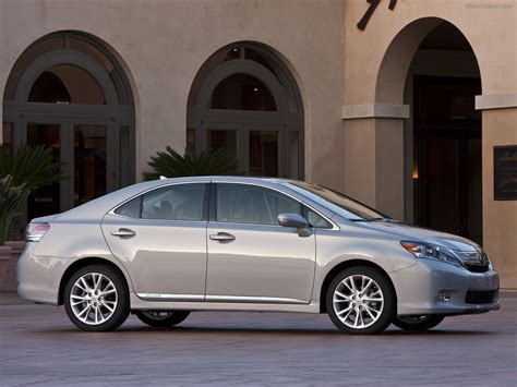 lexus hybrid 2010 2010 lexus hs 250h luxury hybrid car photo 05 of