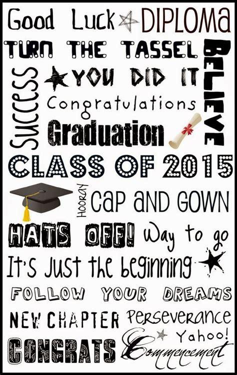 printable graduation stickers 2015 upcycled education graduation subway art 2015 free