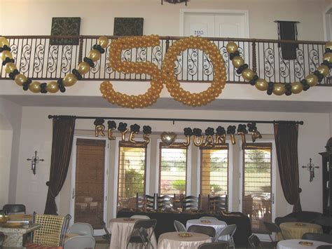 41 unique 50th wedding anniversary party ideas party decoration