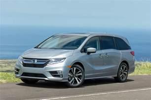Honda Odyssey 2018 Honda Odyssey Elite Drive A For Drivers