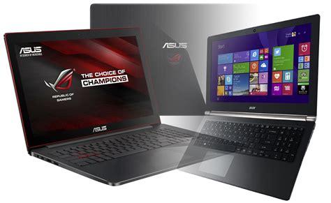 Laptop Acer Rog asus rog g501 960m vs acer aspire v15 nitro black edition 960m gpu performance comparison
