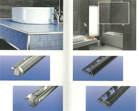 profili piastrelle bagno profili innovativi per i nostri bagni e cucine attuali e