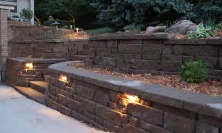 b q solar lights for garden outdoor retaining wall lighting advice for your home