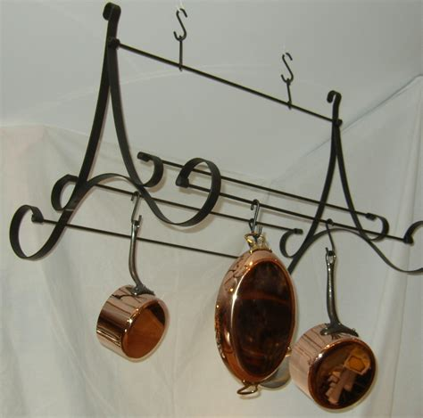 Decorative Pot Rack by Storage