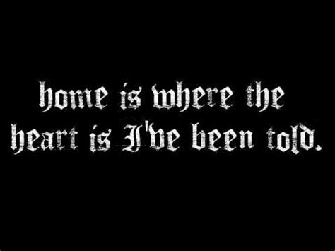 coming home avenged sevenfold vagalume