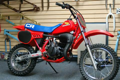 1983 Honda Cr80 New 83 Cr 60 Moto Related Motocross Forums Message