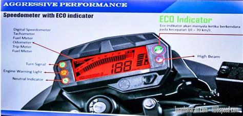 Speedometer Byson motor yamaha byson injeksi terbaru beserta gambarnya modifikasi co id