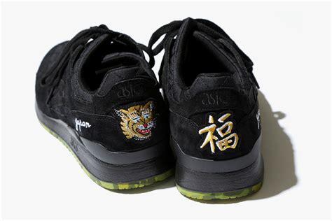 Asics Gel Lyte Iii Mitta X Beams Japan beams x mita x asics gel lyte iii le site de la sneaker
